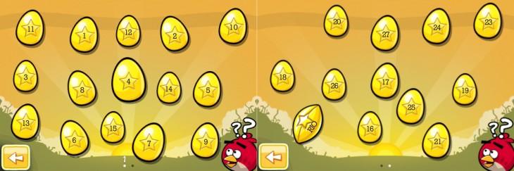 Guida al gioco angry birds come avere tutte le golden egg s contazrazor 39 s blog - Angry birds gioco da tavolo istruzioni ...